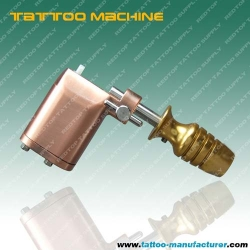 Motor tattoo machine