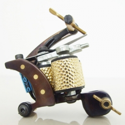 3 Coil Handmade tattoo machine