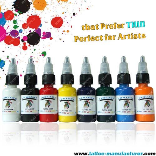 Tattoo Ink Set