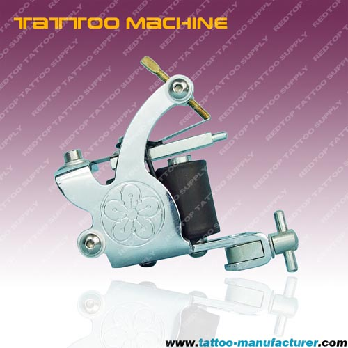 Ordinary 8 coils tattoo machine