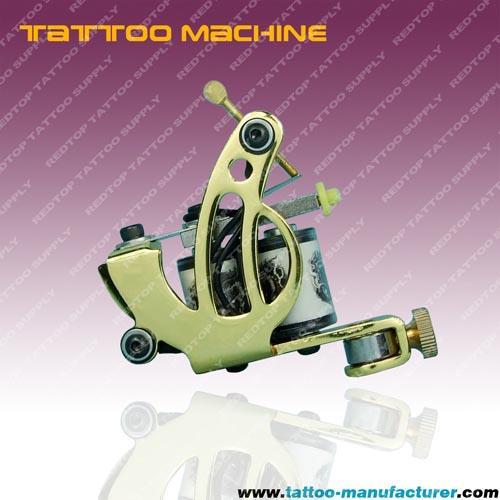 Ecumenical 8 coils tattoo machine