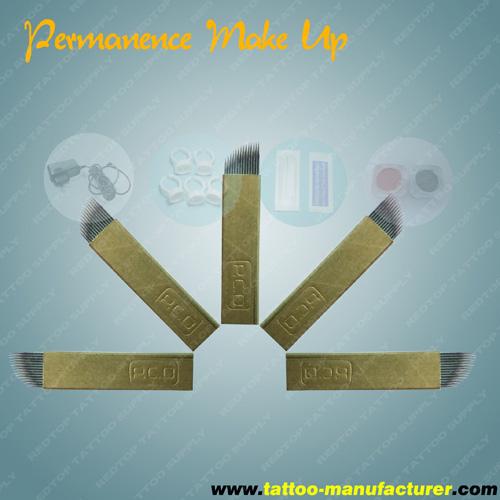 Permanent Makeup Microblade