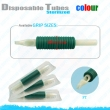 Disposable sterilized tubes